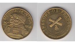 MEMORIAL DE VERDUN  90 Eme ANNIVERSAIRE 1916 - 2010 - ARTHUS BERTRAND - Arthus Bertrand