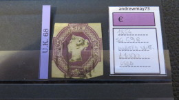 GREAT BRITAIN- STANLEY GIBBONS NUM. 59e INVERTED WATERMARK  1000 £