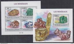 U40. Burundi - MNH - Minerals - 2013