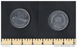 Mozambique 50 Centavos 1982 - Mozambique