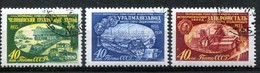 Russia , SG 2276-8,1958,25th Anniv Of Industrial Plants,single,cancelled