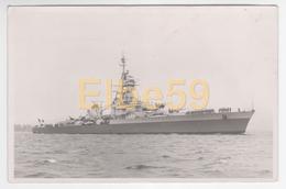 Marine Nationale, Croiseur Georges Leygues, écrite - Guerra