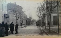 CARQUEIRANNE (83) - Avenue De La Trolette - Carqueiranne