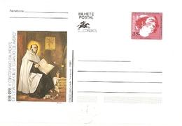 Portugal ** & Postal Stationery, 400 Years Of John Of The Cross, The Saint Of Aveiro 1591-1991 (1989)