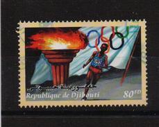 Djibouti 2000, Sports, Olympic Games, Minr 773, Vfu