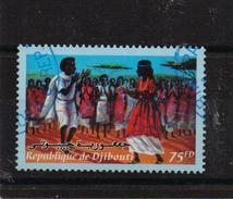 Djibouti 2000, Minr 718, Vfu