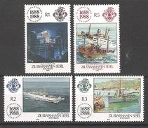 ZES Seychelles 1988 Lloyds MNH CV £5.70