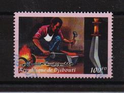 Djibouti 2000, Minr 751, Vfu. Cv 2,40 Euro