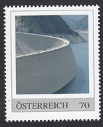 ÖSTERREICH 2013 ** Kölnbreinspeicher / Größter Staudsee In Kärnten - PM Personalisierte Marke MNH - Wasser