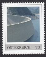 ÖSTERREICH 2013 ** Kölnbreinspeicher / Größter Staudsee In Kärnten - PM Personalisierte Marke MNH
