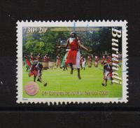 Burundi 2007, 730 + 20 Francs Sports, Soccer, Minr 1904, Vfu. Cv Undetermined