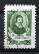 Russia , SG 2190,1958 , Komensky Commemoration,single, Used