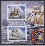 A41. Sao Tome And Principe - MNH - Transport - Ships - 2011