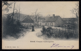 GENCK - GENK -- CAMPINE LIMBOURGEOISE - Zeer Mooie Kaart ! - Genk