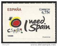 2013-ED. 4771 -SERIE COMPLETA- TURIMO. I NEED SPAIN-NUEVO