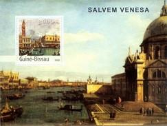 GUINE BISSAU 2003 SHEET SAVE VENICE SALVEM VENESA SALVEMOS VENECIA Gb3224 - Guinée-Bissau