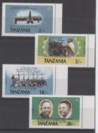Tanzanie  1987 Paix Peace Coffee Café