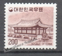 South Korea 1977 Yvert 966, Definitive - MNH - Corea Del Sud