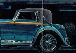 X POSTER 25X60 ROLLS ROYCE PHANTOM II 1930 ALLEGATO  4R - Altre Collezioni