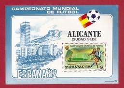 España - 1982 - Alicante - 1931-Aujourd'hui: II. République - ....Juan Carlos I