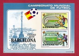 España - 1982 - Barcelona - 1931-Aujourd'hui: II. République - ....Juan Carlos I
