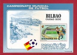 España - 1982 - Bilbao - 1931-Aujourd'hui: II. République - ....Juan Carlos I