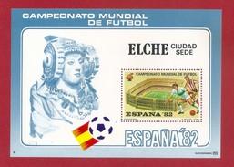 España - 1982 -  Elche - 1931-Aujourd'hui: II. République - ....Juan Carlos I