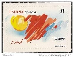 "2012-ED. 4689 -SERIE "" B "" COMPLETA -TURISMO ESPAÑOL-NUEVO"