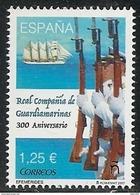 2017-ED. 5134 SERIE COMPLETA- 300 Aniversario Real Compañía De Guardiamarinas -NUEVO