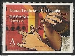2017-ED. 5131 SERIE COMPLETA- Danza Tradicional En España -NUEVO