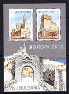 Europa Cept 2012 Bulgaria M/s ** Mnh (35801) - 2012