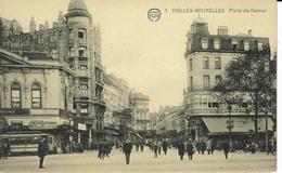 BRUXELLES- IXELLES-PORTE DE NAMUR -TRAM 45-CHAUSSEE D'IXELLES - Ixelles - Elsene