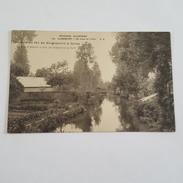 Chemin De Fer De Saint Quentin à Guise De Laon, Par Ribemont Et La Ferté - Ribemont, Un Bras De L'oise - France