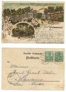 Allemagne // Dutschland // Gruss Aus Waidmannslust - Waidmannslust