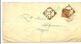 1894 - Italia Regno - Coprilettera Timbrato Venezia