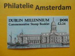 Ireland 1988, DUBLIN MLLEMNIUM: Mi 642, ** BK - Boekjes