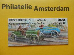 Ireland 1989, IRISH MORORING CLASSICS: Mi 671-74, ** BK - Boekjes