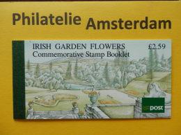 Ireland 1990, IRISH GARDEN FLOWERS: Mi 729-32, ** BK - Boekjes