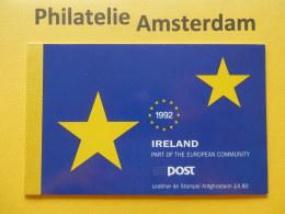 Ireland 1992, IRELAND PART OF THE EUROPEAN COMMUNITY: Mi 810, ** BK - Boekjes