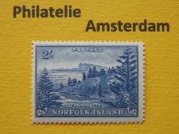 Norfolk Island 1959, BALL BAY: Mi 14, ** - Norfolk Eiland