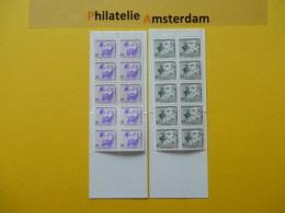 Portugal 1993, PORTUGESE SEAFARERS: Mi 1956-57, ** BK - Booklets