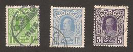 Norway King Haakon Lot NORGE