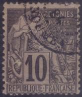 YT50 Alphee Dubois 10c - Nouvelle Caledonie Noumea