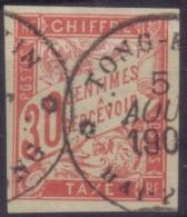 YT22 Taxe 30c - Tong-kin Hai-phong