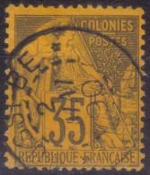 YT56 Alphee Dubois 35c -Nossi-Be