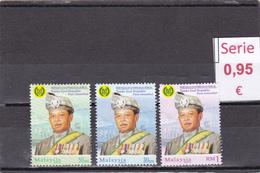 Malasia  -  Serie Completa  Nueva**  -  5/5066