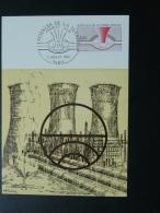 Carte Maximum Card Sciences De La Terre 1980