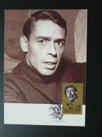 Carte Maximum Card Compositeur Composer Jacques Brel 1990