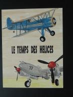 Carte Maximum Card Temps Des Hélices Meeting Aérien La Ferté Alais 91 Essonne 1992 - Vliegtuigen