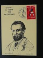 Carte Maximum Card Journée Du Timbre 1993 Valenciennes 59 Nord